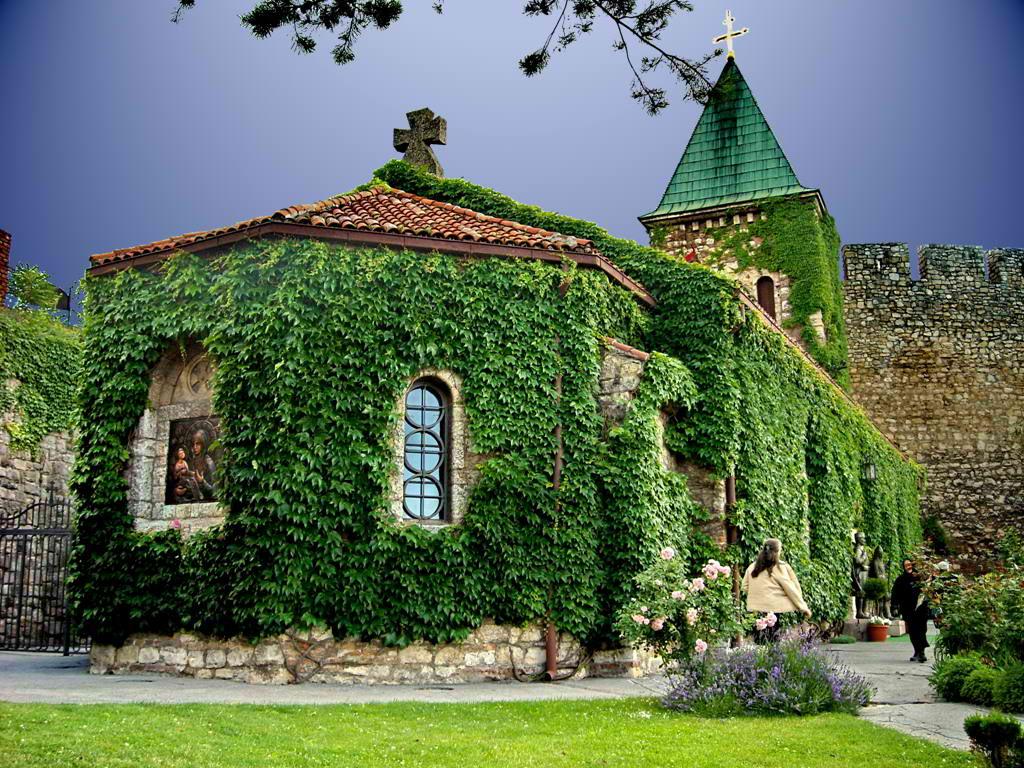 crkva ruzica beograd