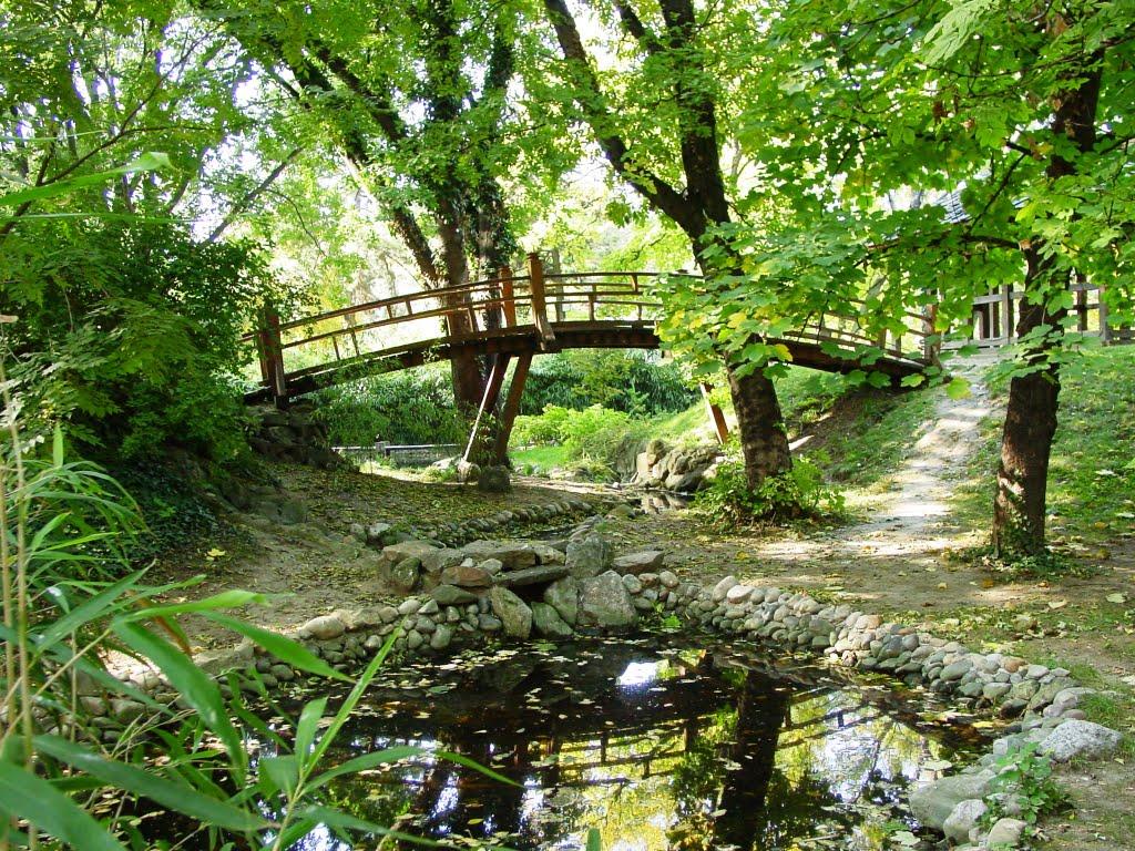 botanicka basta japanski vrt beograd