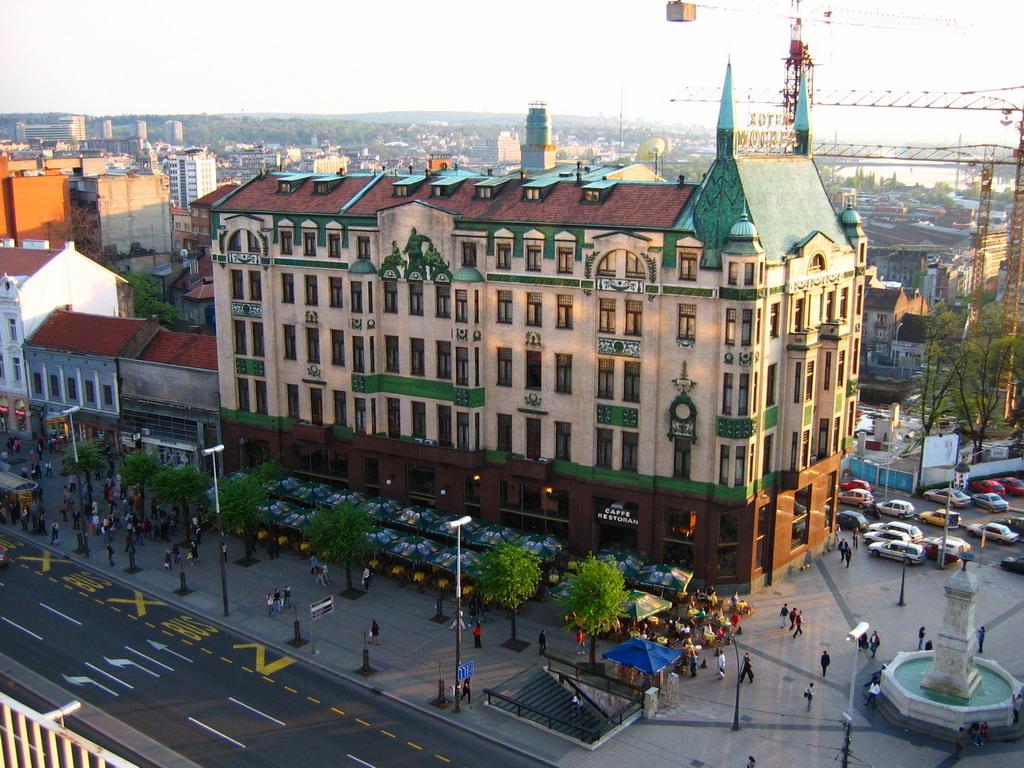 smestaj u beogradu centar hoteli apartmani