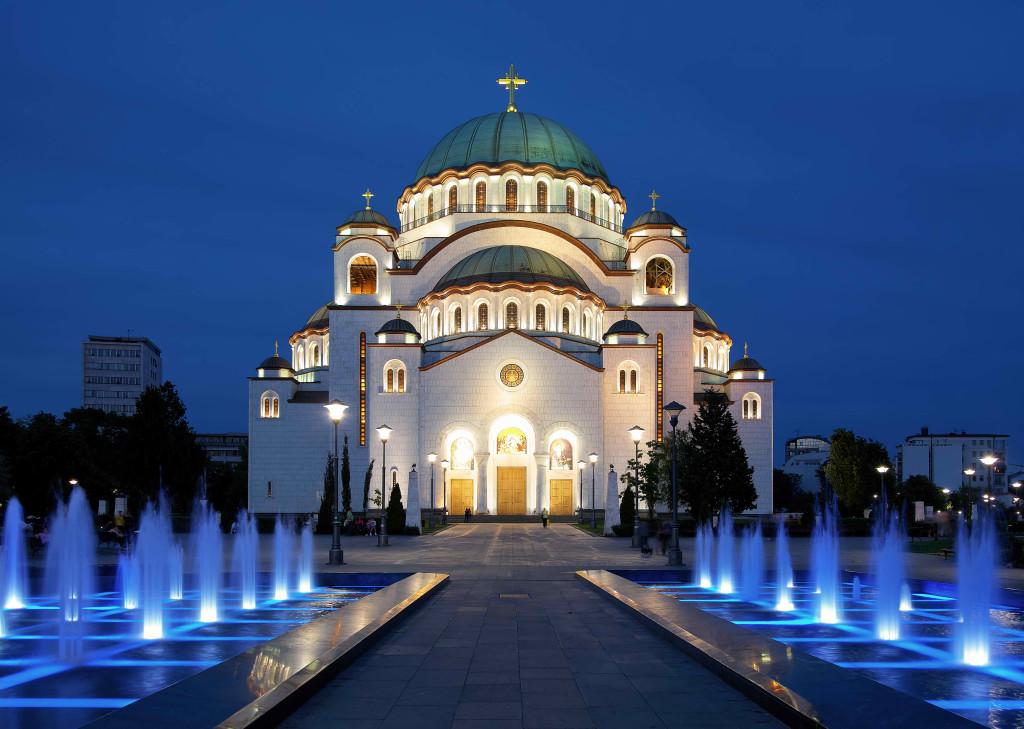 sveti sava hram beograd