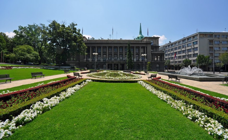 novi dvor beograd srbija serbia