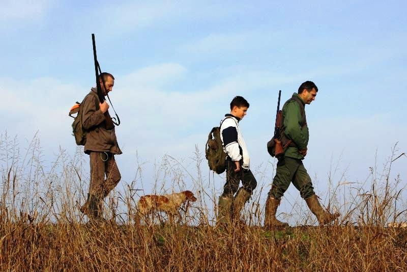 hunting serbia