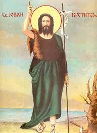 slika sv. jovan krstitelj
