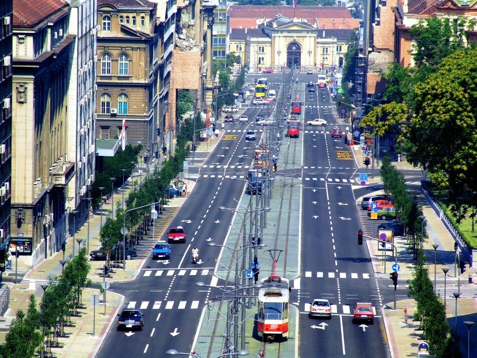 nemanjina ulica srbija